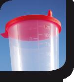 Urin-Medizinbecher, Mehrzweckgefäße